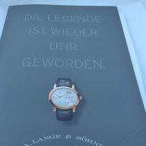 A. Lange & Söhne Katalog Catalogue 1999/2000 Mit Preislist...