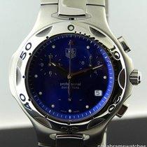 Tag Kirium Chronograph Electric Blue Dial CL1112.BA0701...