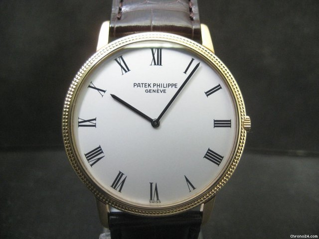 Patek Philippe Calatrava 3590 Jumbo Ultra Thin [ON HOLD]