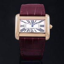 Cartier DIVAN ORO AMARILLO