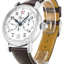 Longines Heritage - 40mm Chronograph L27754233