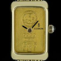 Corum 18k Yellow Gold 5 Grams 999.9 Quartz Ingot Ladies Watch...