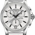 Certina DS Prime Lady Chronograph Diamantenuhr C004.217.66.036.00