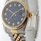 Rolex Datejust 68273 Unisex Steel/18K Automatic Wrist Watch...