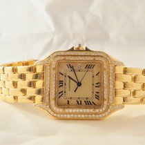 Cartier Panthere 18k Yellow Gold Aftermarket Setting