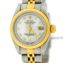 Rolex Oyster Perpetual Datejust 18K/Stainless Steel