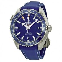 Omega Planet Ocean 600m Co-Axial GMT 43.5mm
