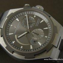 "Vacheron Constantin : Overseas Dual Time ""Ref.47450/000W-9..."