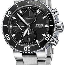 Oris Aquis Chronograph 46mm 01 774 7655 4154-07 8 26 01PEB