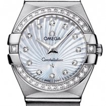 Omega Constellation Women's Watch 123.15.24.60.55.002