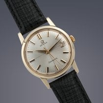 Omega Seamaster gold capped manual watch
