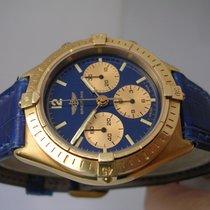 Breitling Callisto Chronographe 18 Kt Solid Gold FULL SET