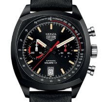 TAG Heuer Heritage Calibre 17 Automatic Chronograph 100 M Monza