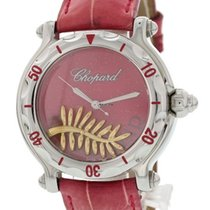 Chopard 288455 Happy Star Festival De Cannes in Steel with...