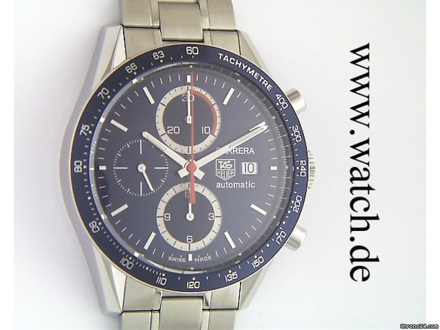 TAG Heuer Carrera Chronograph Tachymeter Automatic 41mm
