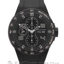 Porsche Design Flat Six Chronograph Titan Limited Service 2016...