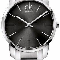 ck Calvin Klein City K2G21161 Legere Herrenuhr Besonders Flach