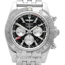 Breitling AB041012|BA69|383A CHRONOMAT GMT 47MM STAINLESS...