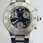 Cartier 21 Chronoscaph 32mm Stainless Steel REF:W10198U2