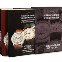Eberhard & Co. 3 Books Chronograph Wristwatches (all brands)