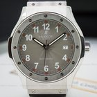 Hublot Automatic Grey Dial SS / Rubber