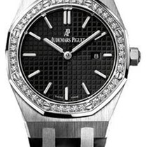 Audemars Piguet Royal Oak Lady Quartz 33mm - Stainless Steel...