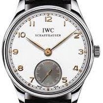 IWC Portuguese Hand-Wound IW545405