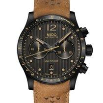 Mido Multifort Chronograph Neuheit 2016