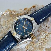 Breitling Callistino Damenuhr (Stahl / Gold) mit Breitling...