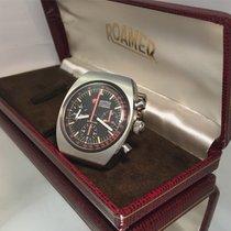 Roamer Stingray vintage chronograph Valjoux 72 rare