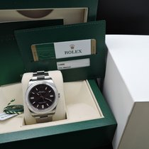 Rolex OYSTER PERPETUAL 116000 with Grape Dial Full Set