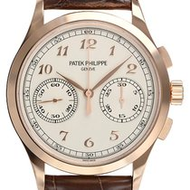 Patek Philippe 5170R-001 Complications 39.4mm Silver Opaline...