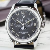 Patek Philippe 5056P Annual Calendar Power Reserve Grey Dial...