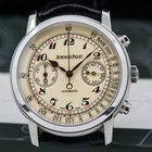Audemars Piguet Jules Audemars Chronograph 18K White Gold