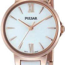 Pulsar Quarz PH8078X1 Damenarmbanduhr Klassisch schlicht