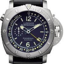 Panerai Luminor Submersible 1950 Pangaea Depth Gause
