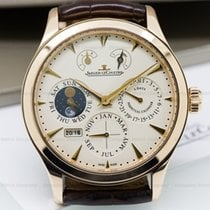 Jaeger-LeCoultre 161.24.20 Master Perpetual 8 Day 18K Rose...