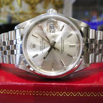 Rolex Oyster Perpetual Date 34mm Stainless Steel Watch