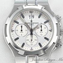 Vacheron Constantin Overseas Stahl 49140 Chronograph Automatik