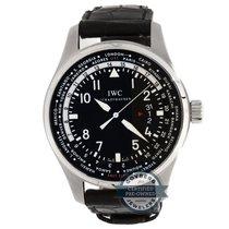 IWC Pilot's Worldtimer IW3262-01