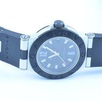 Bulgari Aluminium Damen Uhr 32mm Al32ta Rar Quartz