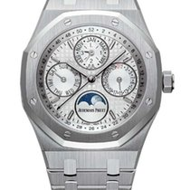 Audemars Piguet Royal Oak Prepetual Calendar Stainless Steel...