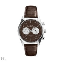 Bell & Ross Vintage BR 126 Officer Brown