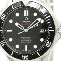 Omega Polished Omega Seamaster Diver 300m Co-axial Watch...