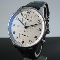 IWC Portugieser Chronograph/Faltschliesse IW371446 Ungetragen