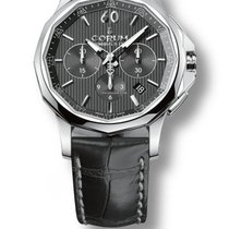 Corum ADMIRAL'S CUP LEGEND 42 CHRONOGRAPH - 100 % NEW