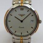 浪琴 (Longines) Flagship Quartz - Stahl - Gold 18K - NOS