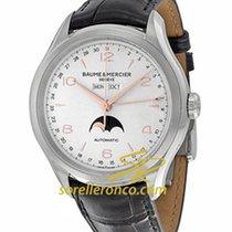 Baume & Mercier Clifton Automatic Silver - 10055