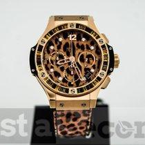 Hublot Big Bang Pink gold Leopard Limited edition