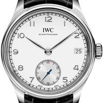 IWC PORTUGIESER HAND-WOUND EIGHT DAYS